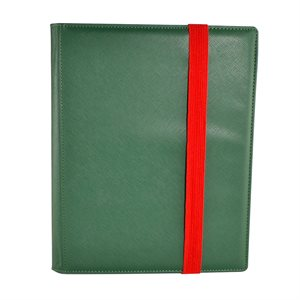 Binder: Dex 9-Pocket Green