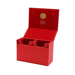 Deck Box: Dualist 120 Ct Red