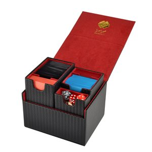 Deck Box: Proline Large 175ct - Black
