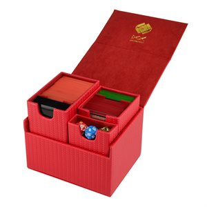 Deck Box: Proline Large 175ct - Red