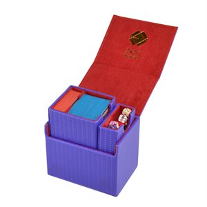 Deck Box: Proline Small 75ct Purple