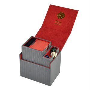Deck Box: Proline Small 75ct Grey