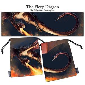 Legendary Dice Bags: The Fiery Dragon