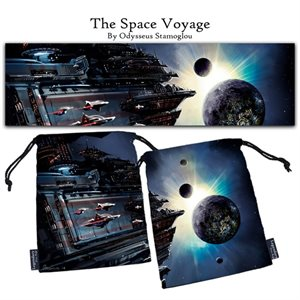 Legendary Dice Bags: The Space Voyage