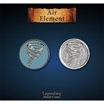 Legendary Metal Coins: Season 5: Air Element Set (12pc)