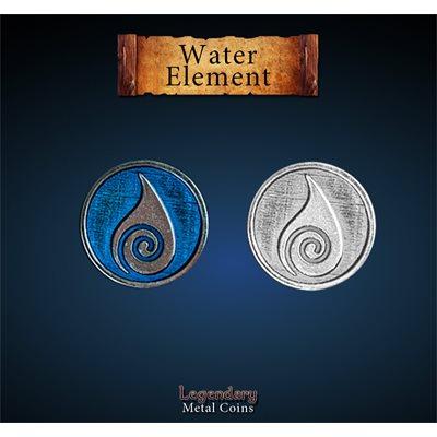 Legendary Metal Coins: Season 5: Water Element Set (12pc)