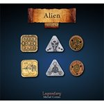 Alien Coin Set (24pc)
