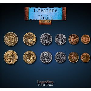 Creature Unit Set (24pc) ^ Q4 2019