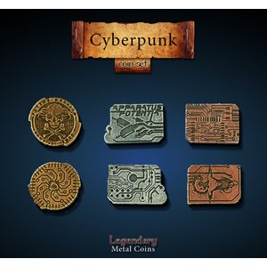 Cyberpunk Coin Set(24pc) ^ Q4 2019