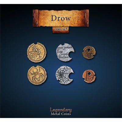 Drow Coin Set (24pc)