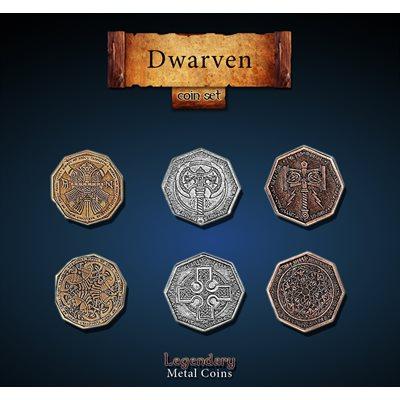 Dwarven Coin Set (24pc)