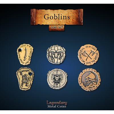 Goblin Coin Set (24pc) ^ Q4 2019