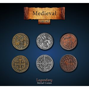 Medieval Coin Set(24pc) ^ Q4 2019