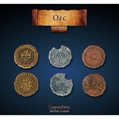 Orc Coin Set(24pc) ^ Q4 2019