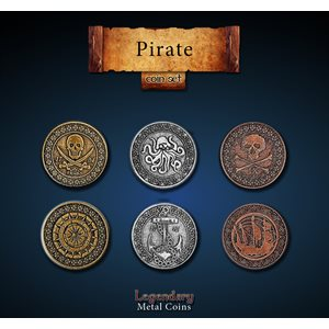 Pirate Coin Set (24pc) ^ Q4 2019