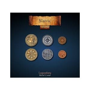 Slavic Coin Set (24pc) ^ Q4 2019