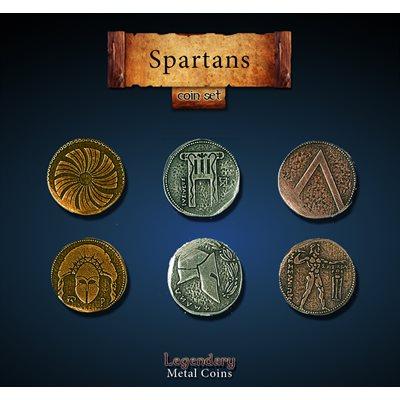 Spartan Coin Set(24pc) ^ Q4 2019