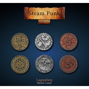 Steampunk Coin Set(24pc) ^ Q4 2019