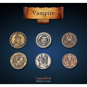 Vampire Coin Set (24pc) ^ Q4 2019