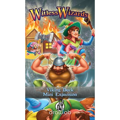 Witless Wizards: Vikings Deck