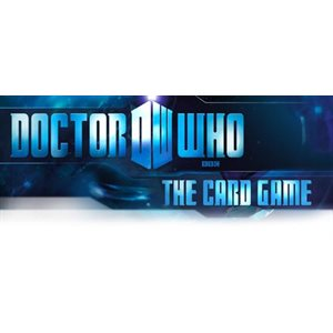 Doctor Who Card Game 12th Doctor Expansion 2 (No Amazon Sales) ^ 2021