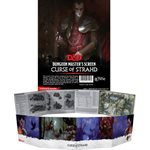 Dungeons & Dragons: Curse Of Strahd Dm Screen (BOOK)