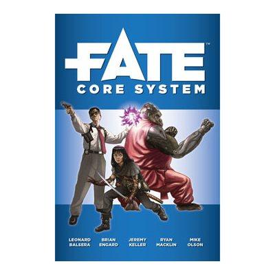 Fate Core (BOOK)