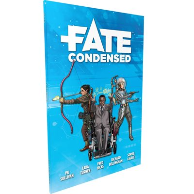 Fate: Condensed (BOOK)