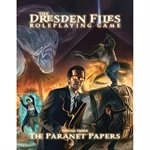 Dresden Files Paranet Papers (BOOK)