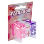 Fate Core Dice: Valentine