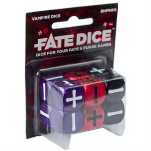 Fate Core Dice: Vampire
