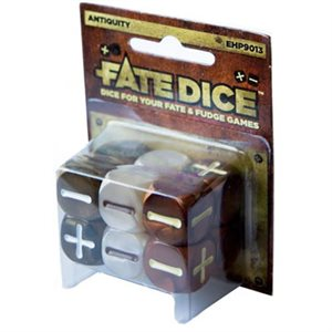 Fate Core Dice: Antiquity