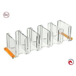 E-Raptor Card Holder - 5S Solid Transparent