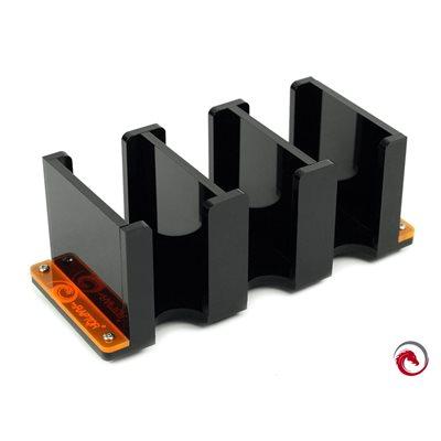 E-Raptor Card Holder - 3S Solid Black