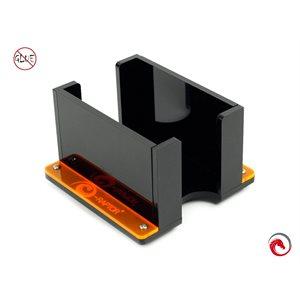 E-Raptor Card Holder - 1L Solid Black