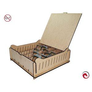 E-Raptor Trading Card Storage Big Box MDF