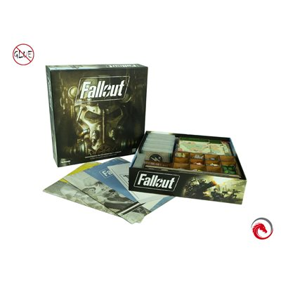 E-Raptor Insert Fallout