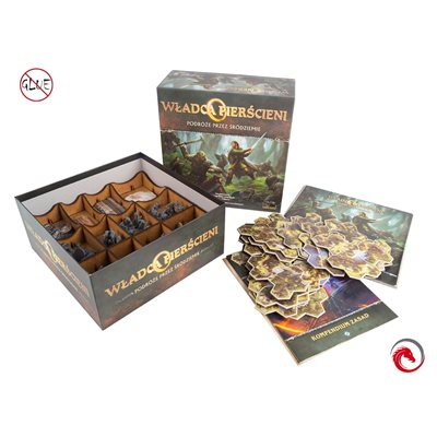 E-Raptor Insert : the LOTR Journeys in Middle-Earth