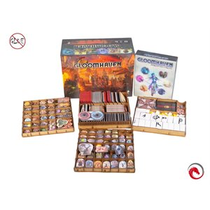 E-Raptor Insert Gloomhaven (with Forgotten Circle Exp)