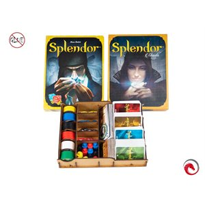 E-Raptor Insert Splendor (with Cities of Splendor Exp)