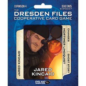 Dresden Files Expansion 4: Dead Ends