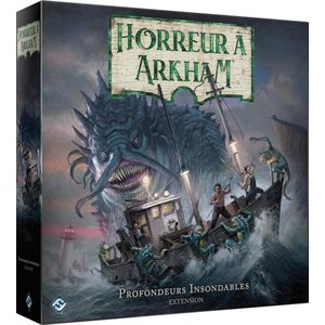 Horreur A Arkham 3E Editions: Profondeurs Insondables