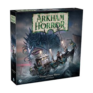 Arkham Horror 3rd Edition: Under Dark Waves ^ SEP 18 2020