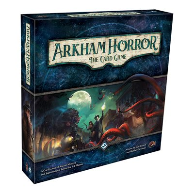 Arkham Horror LCG: The Card Game