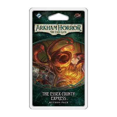 Arkham Horror LCG: The Essex County Express