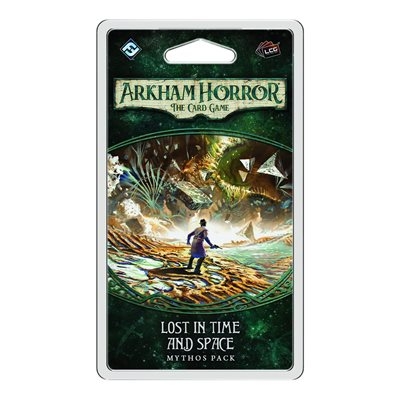 Arkham Horror LCG: Lost In Time And Space