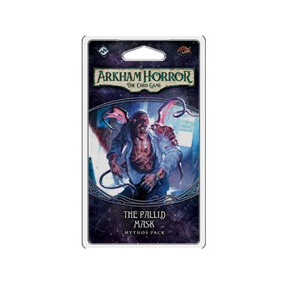 Arkham Horror LCG: The Pallid Mask (With Cards)