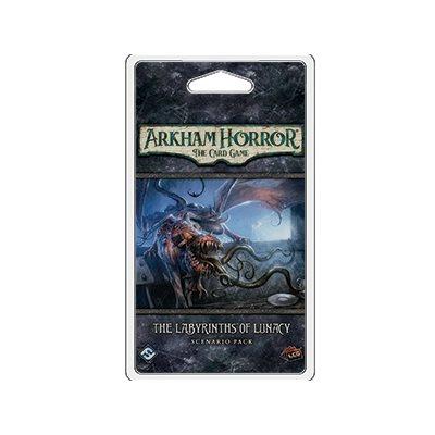 Arkham Horror LCG: The Labyrinths of Lunacy