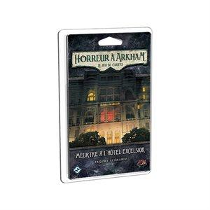 Horreur A Arkham JCE : Meurtre A L'Hotel Excelsior
