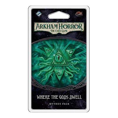 Arkham Horror LCG: Where The Gods Dwell